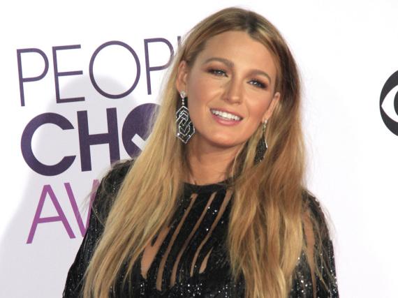 Blake Lively hat zwei Töchter mit Ehemann Ryan Reynolds