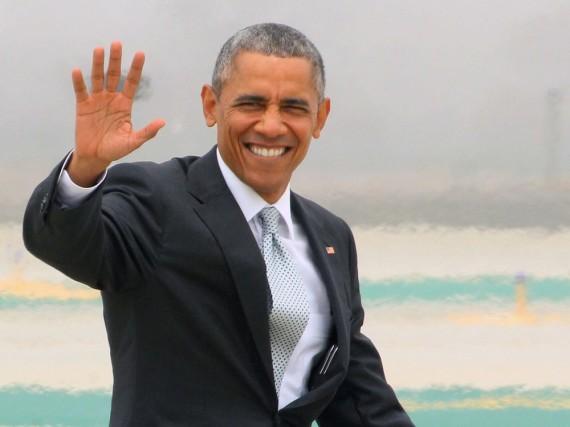 Barack Obama ist offenbar ein Fan von Darmstadt 98