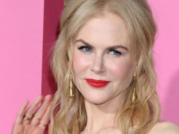 Nicole Kidman bei der Premiere von