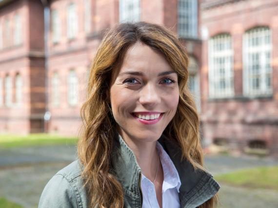 Annett Möller moderiert unter anderem