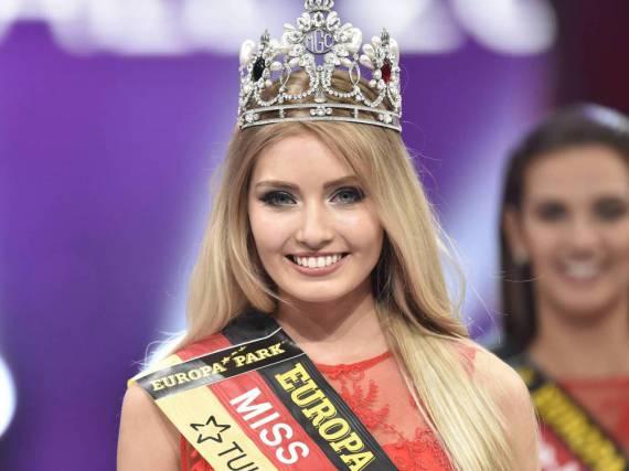 Soraya Kohlmann heißt die neue Miss Germany