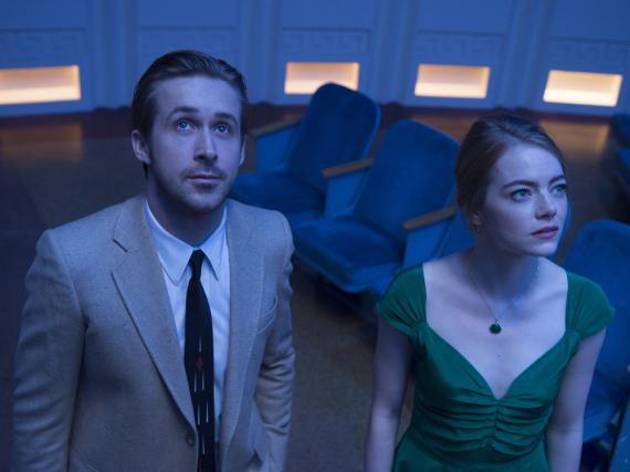Emma Stone und Ryan Gosling sind für