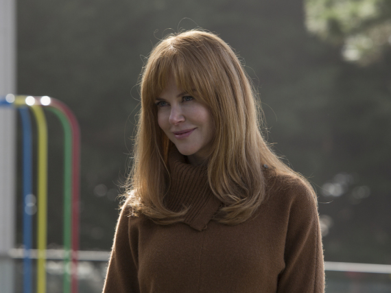 Nicole Kidman spielt in