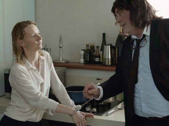 Sandra Hüller und Peter Simonischek spielen die Hauptrollen in