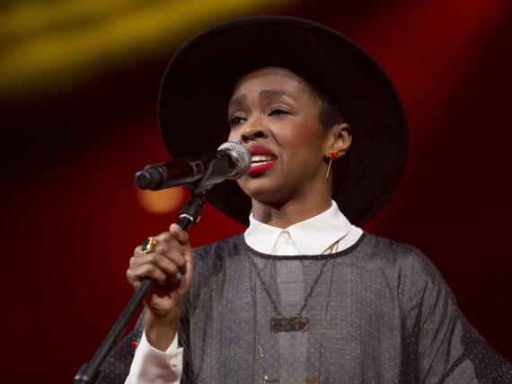 Lauryn Hill wurde durch die Erfolge ihrer Band The Fugees bekannt