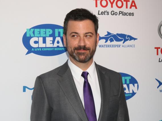 Jimmy Kimmel wird dieses Jahr erstmals die Oscars moderieren