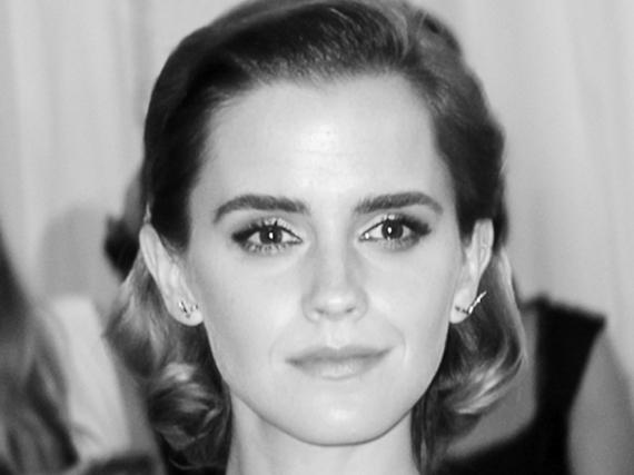 In vielerlei Hinsicht ein Vorbild: Emma Watson