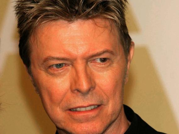 Bei den Brit Awards wurden David Bowie posthum zwei Preise verliehen