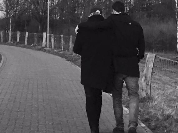 Dieses Foto postete Lena Gercke zu ihrer Liebeserklärung auf Instagram