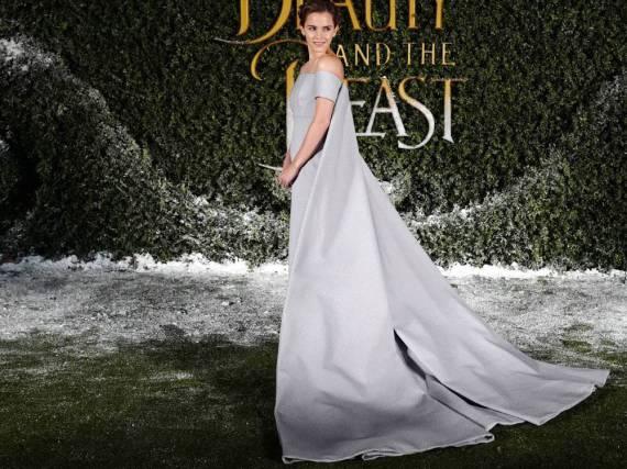 Emma Watson bei der UK-Premiere von
