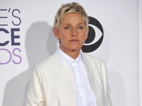 Moderatorin Ellen DeGeneres macht sich für Trans-Kids stark