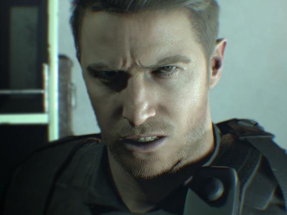 Chris Redifield ist zurück in Resident Evil 7