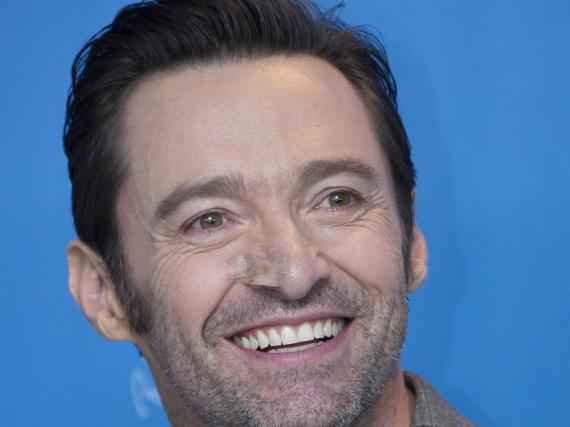 Hugh Jackman hält große Stücke auf den US-Talkmaster Jimmy Kimmel