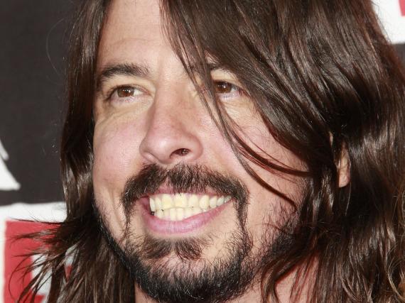 Kommt mit seinen Foo Fighters auf das Glastonbury Festival: Dave Grohl