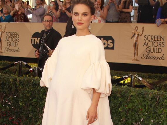 Natalie Portman bei einem Auftritt im Januar