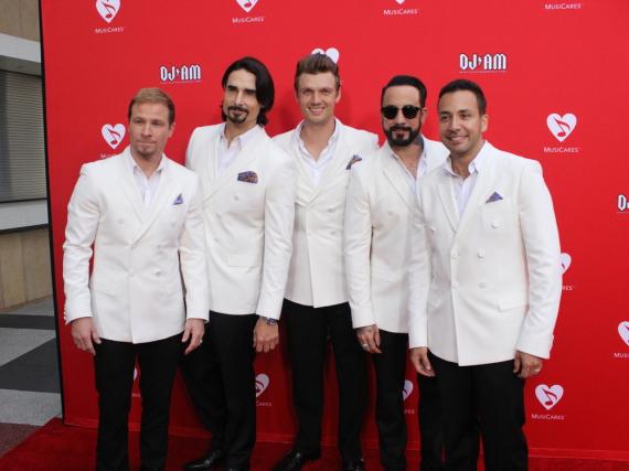 Die Backstreet Boys gibt es bereits seit 1993