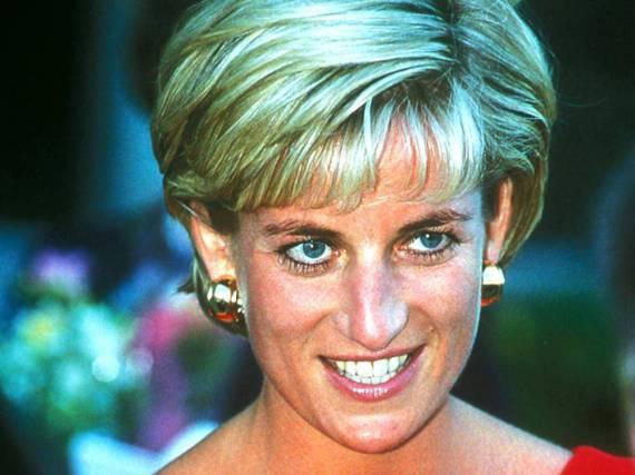 In London kann man die Original-Kleider von Prinzessin Diana bestaunen