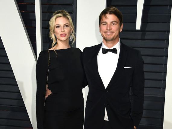 Josh Hartnett und Tamsin Egerton werden bereits zum zweiten Mal Eltern
