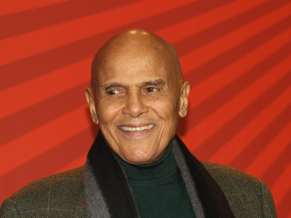 Eine lebende Legende: Harry Belafonte