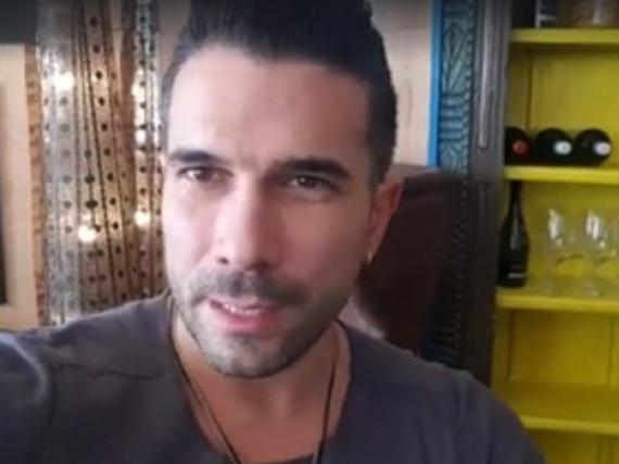 Noch spricht Marc Terenzi aus dem kalten Mitteleuropa zu seinen Fans