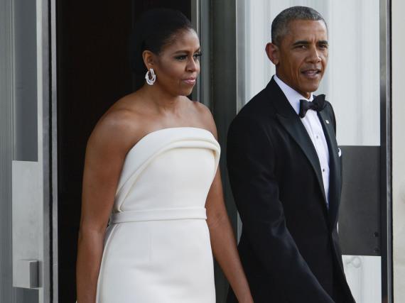 Michelle und Barack Obama veröffentlichen ihre Memoiren