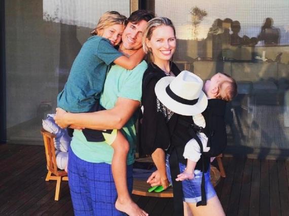 Karolina Kurkova ist mit ihrem Mann, dem Schauspieler Archie Drury, seit 2009 verheiratet