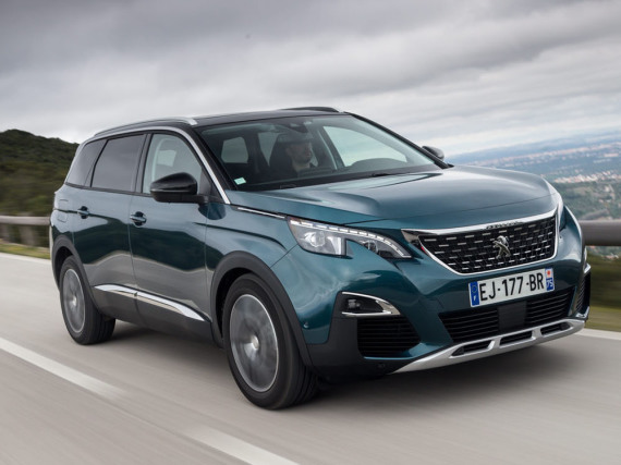 Peugeot 5008: Cooler Lifestyle-Crossover