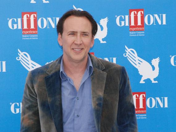 Auch Nicolas Cage musste früher um seine Rollen kämpfen
