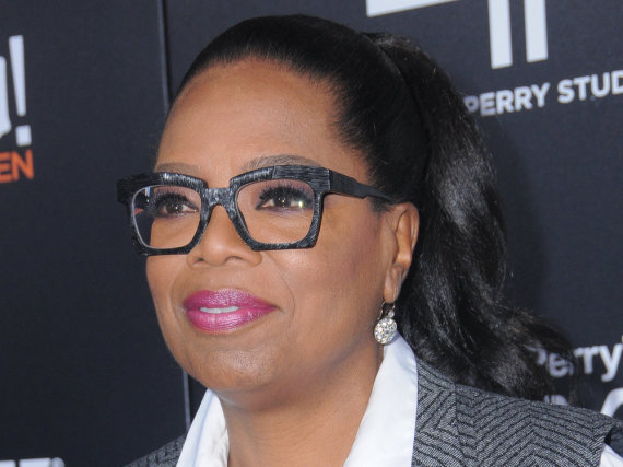 Oprah Winfrey for President?