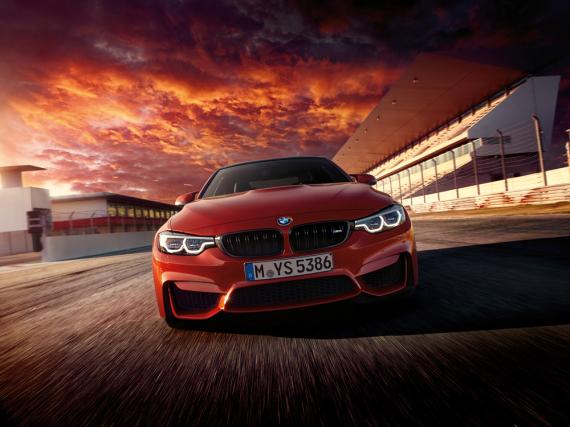 Äußerlich kaum verändert: BMW M4 Coupé