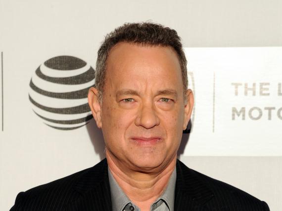 Sorgt mit Koffein für gute Laune: Tom Hanks