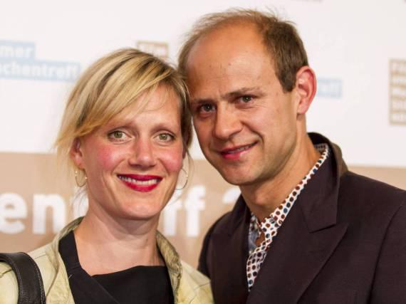 Ehepaar und Kollegen: Anna Schudt und Moritz Führmann