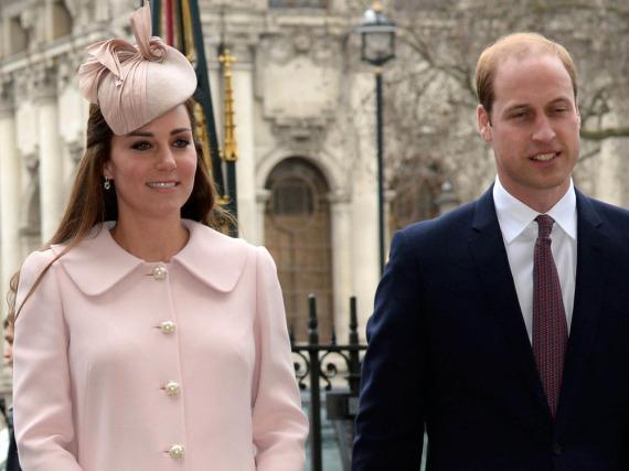 Welche deutschen Städte Herzogin Kate und Prinz William wohl besuchen werden?