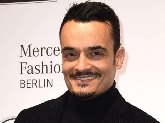 Giovanni Zarrella im Januar bei der Berliner Fashion Week