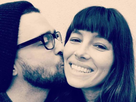 Justin Timberlake ist mit Jessica Biel bereits seit mehr als vier Jahren verheiratet