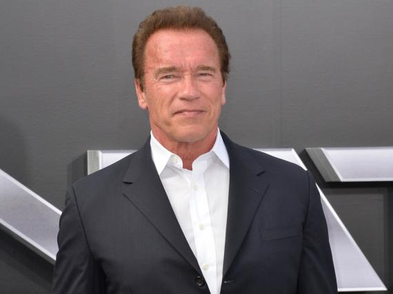 Arnold Schwarzenegger hat insgesamt fünf Kinder