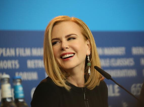 Wird am Samstagabend die Goldene Kamera für die Beste Schauspielerin International in Empfang nehmen: Nicole Kidman