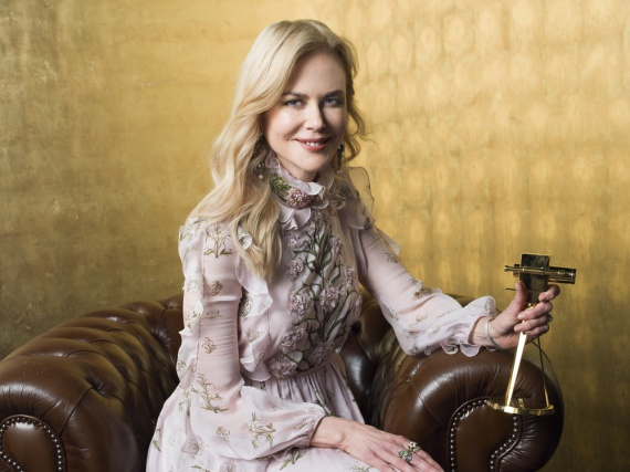 Nicole Kidman bekam den Preis als Beste Schauspielerin International