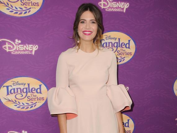 Mandy Moore synchronisiert in der neuen Disney-Serie die Hauptfigur Rapunzel
