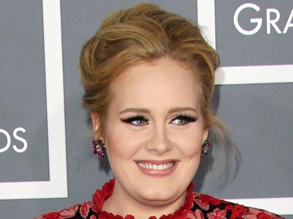 Adele hat es geschafft, ihre Hochzeit geheim zu halten
