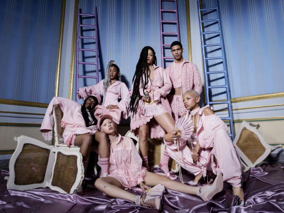 Rihannas neue Kollektion ist gewagt, aber ziemlich stylisch