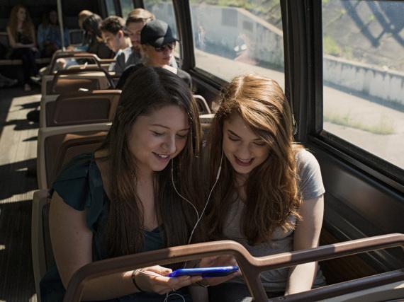 Immer und überall: Spotify ist der größte Player im Musik-Streaming