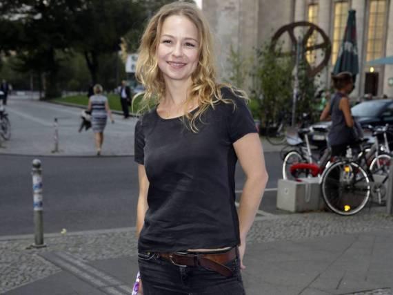 Mit 37 hat Theresa Scholze ihren eigenen Style gefunden