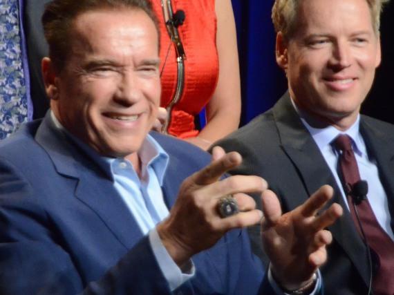 Hat auf vieles eine Antwort: Arnold Schwarzenegger