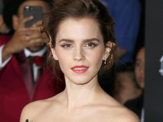 Emma Watson in Los Angeles bei der Premiere von