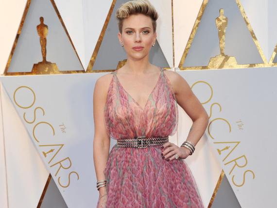 Scarlett Johansson bei der diesjährigen Oscar-Verleihung