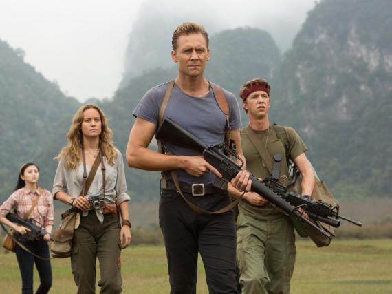 Tom Hiddleston in seiner Rolle als Captain James Conrad in