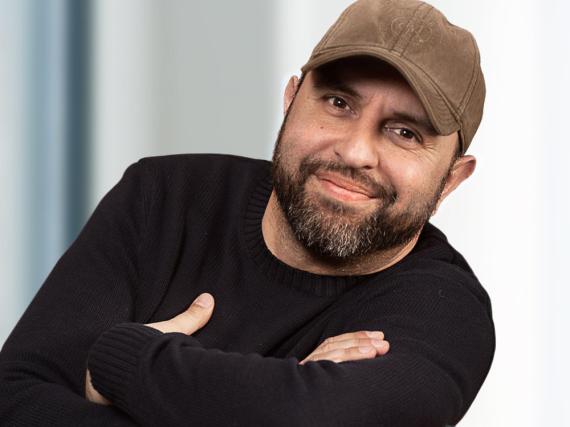 Serdar Somuncu wird mit seiner Talkshow