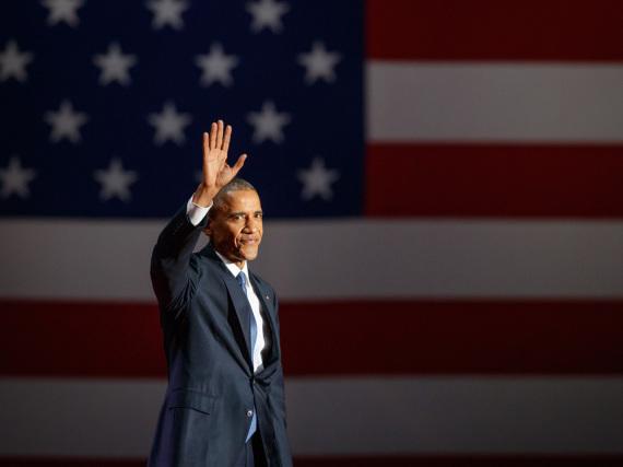 Hat noch einiges vor: Ex-Präsident Barack Obama