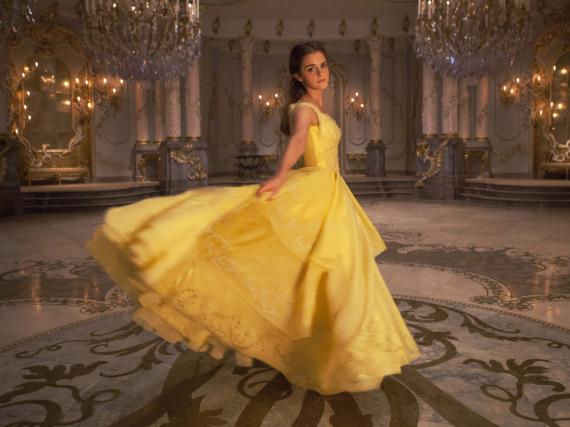 Emma Watson gibt als Belle ihr Gesangs-Debüt auf der Kinoleinwand